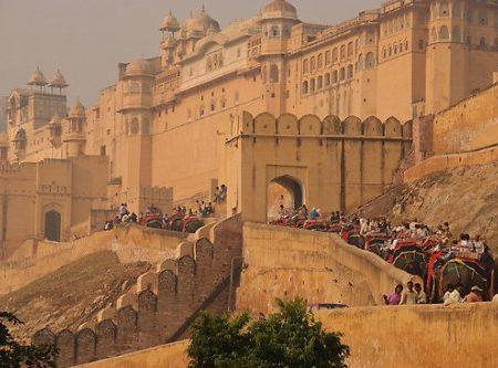 Delhi Agra Jaipur Car Tour